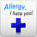Allergy. I hate you!