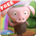 3D POP-UP BOOK 'Three Little Pigs_free'