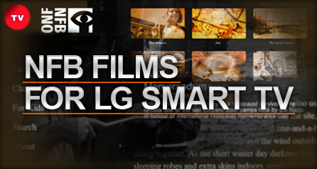 NFB Films for LG Smart TV