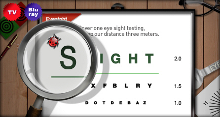 Eye Sight Test