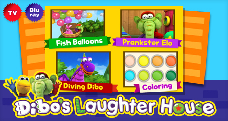 Dibo's Laughter House 2