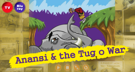 Anansi & the Tug o War
