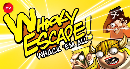 Whacky Escape free