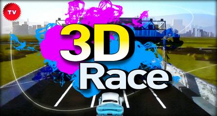 3D Race