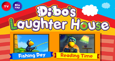 Dibo's Laughter House 1