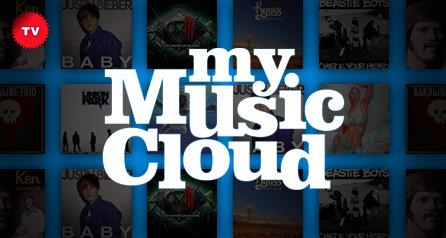 MyMusicCloud